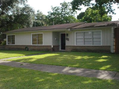 Houston Single Family Home For Sale: 8510 Robindell Drive
