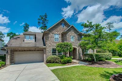 The Woodlands Single Family Home For Sale: 107 Millsap Circle