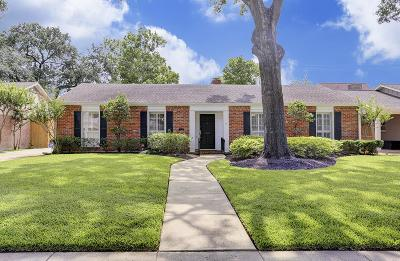 Houston Single Family Home For Sale: 2211 Briarmead Drive