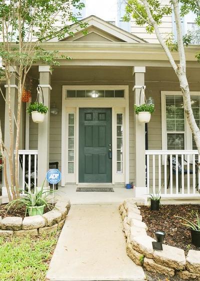Spring Condo/Townhouse For Sale: 29718 Sullivan Oaks Drive