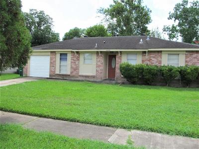 Houston TX Single Family Home For Sale: $148,000