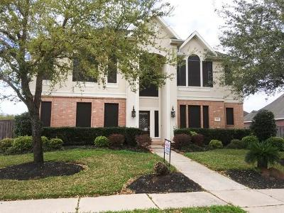 Richmond Single Family Home For Sale: 21114 Somervell Court