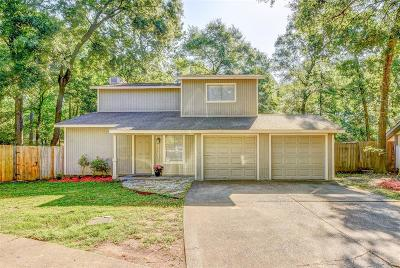 The Woodlands Single Family Home For Sale: 1107 E Red Cedar Circle