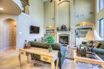 Houston Single Family Home For Sale: 15911 Chart House Court