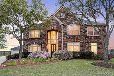 Katy Single Family Home For Sale: 25610 Arcadia Glen Court