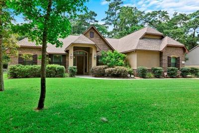 Magnolia Single Family Home For Sale: 607 Box Elder Drive