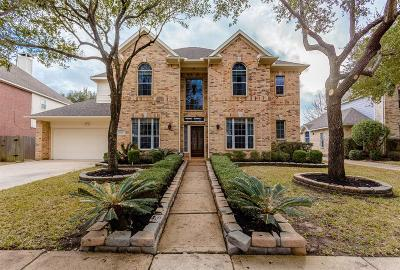 Sugar Land Single Family Home For Sale: 6314 Coley Park