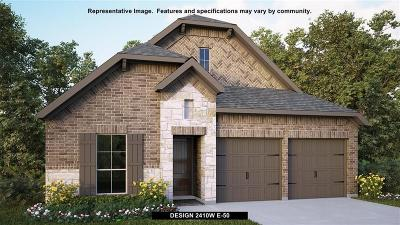 Tomball Single Family Home For Sale: 19418 Golden Lariat Drive