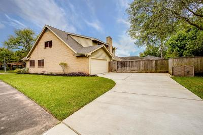 Sugar Land Single Family Home For Sale: 2826 N Blue Meadow Circle