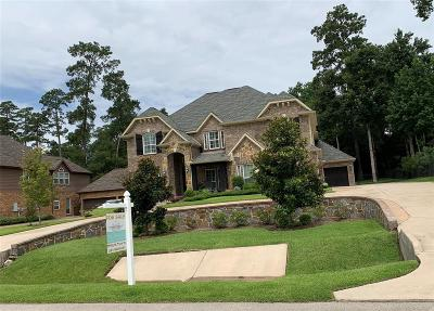 Spring Single Family Home For Sale: 5599 Bright Timber Landing Drive