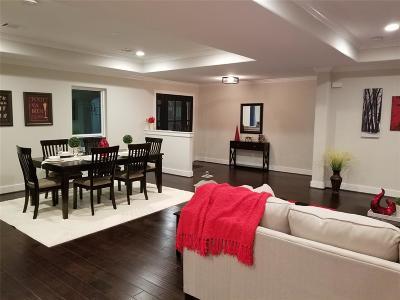 Houston Single Family Home For Sale: 10602 N Cedarhurst Drive