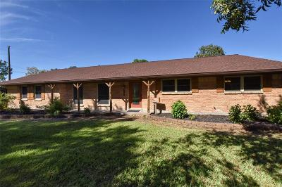 Pearland Single Family Home For Sale: 2414 Malon Street