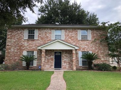 Houston Single Family Home For Sale: 15214 Walters Road