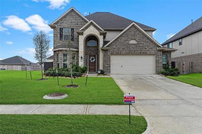 Cypress Single Family Home For Sale: 11831 Trinity Bluff Ln