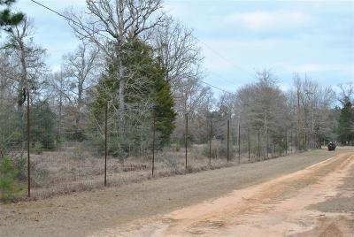 Willis Farm & Ranch For Sale: White Oak Hills