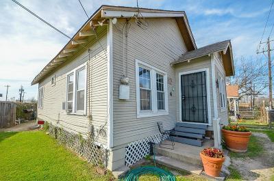 Houston Single Family Home For Sale: 2103 Sherwin Street