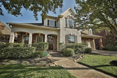 Riverstone Single Family Home For Sale: 3807 Orchard Springs Court