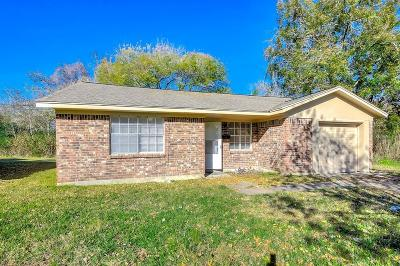 Texas City Single Family Home For Sale: 7502 Plover Circle
