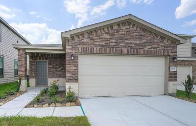 Houston Single Family Home For Sale: 4414 Iron Horse Drive