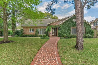 Houston Single Family Home For Sale: 12126 Pinerock Lane