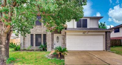 Houston Single Family Home For Sale: 4615 Breckenridge Dr Drive