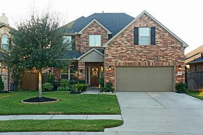 Fulshear Single Family Home For Sale: 4210 Addison Ranch Lane
