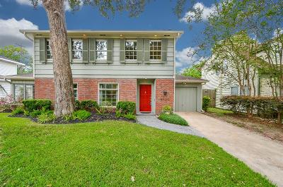 Galveston County, Harris County Single Family Home For Sale: 4826 Rockwood Drive