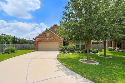 Rosenberg Single Family Home For Sale: 5627 Stoneridge Court