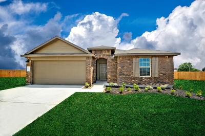Rosenberg Single Family Home For Sale: 1811 Raven Vista