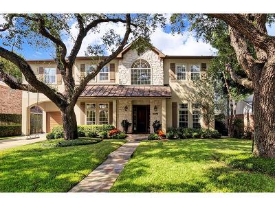 Bellaire Single Family Home For Sale: 5006 Braeburn Drive