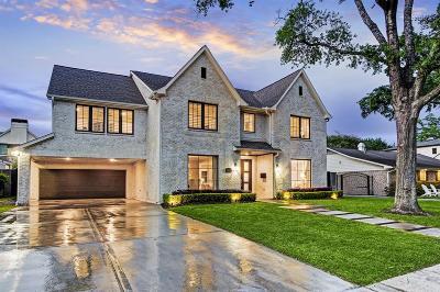 Houston Single Family Home For Sale: 6230 Burgoyne Road