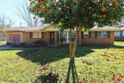 Washington County Single Family Home For Sale: 508 E Tom Green Street