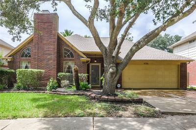 Friendswood Single Family Home For Sale: 4730 Ten Sleep Lane
