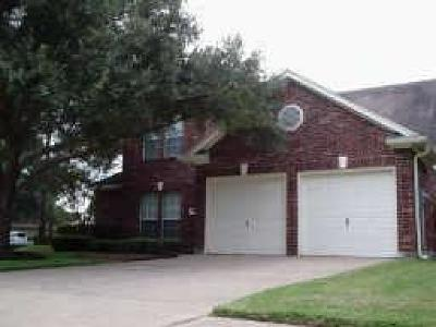 Katy Single Family Home For Sale: 526 Earls Court Drive