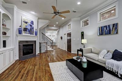 Houston Condo/Townhouse For Sale: 5762 Sugar Hill Drive
