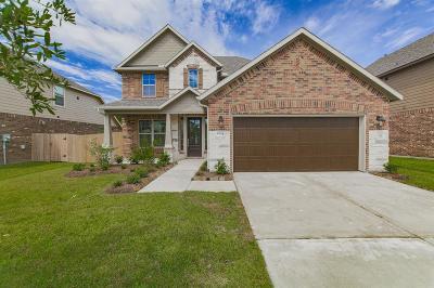 Manvel Single Family Home For Sale: 6914 Water Glen Lane