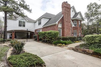 Spring Single Family Home For Sale: 143 Split Rock Road