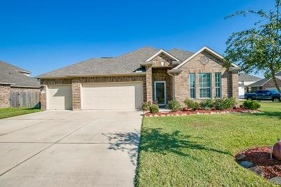 League City Single Family Home For Sale: 2864 Flower Creek Lane