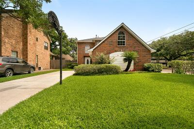 Bellaire Single Family Home For Sale: 4800 Cedar Street