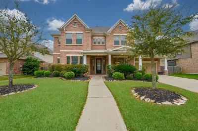 Katy Single Family Home For Sale: 4015 Wheat Harvest Lane