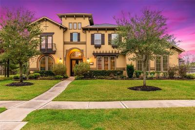 Fulshear Single Family Home For Sale: 6314 E Lakeshore Lagoon Drive