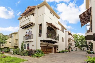 Houston Single Family Home For Sale: 4317 Rose