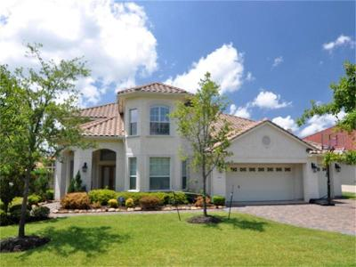 Houston Single Family Home For Sale: 19003 Windsor Crest Drive