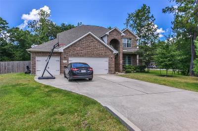 Magnolia Single Family Home For Sale: 6514 Woodland Oaks