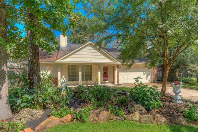 The Woodlands Single Family Home For Sale: 40 S Indian Sage Circle