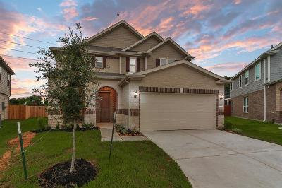 Houston Single Family Home For Sale: 2639 White Bluff Lane