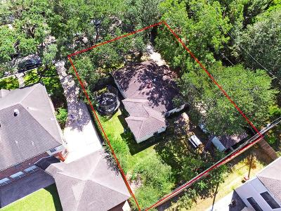 Bellaire Single Family Home Pending Continue to Show: 4618 Park Court
