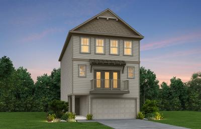 Houston Single Family Home For Sale: 9313 Presidio Park Drive