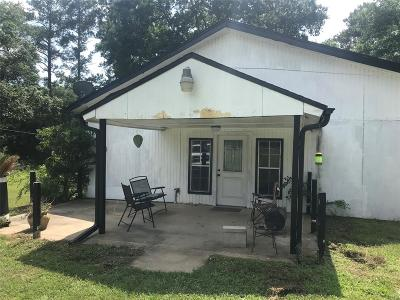 Grimes County Single Family Home For Sale: 10953 County Road 446