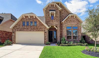 Katy Single Family Home For Sale: 24018 Bluestem Ridge Court
